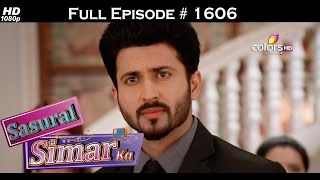 Sasural Simar Ka - 9th September 2016 - ससुराल सिमर का - Full Episode (HD)