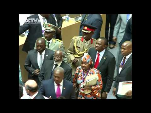 Highlights of the 21st African Union Summit