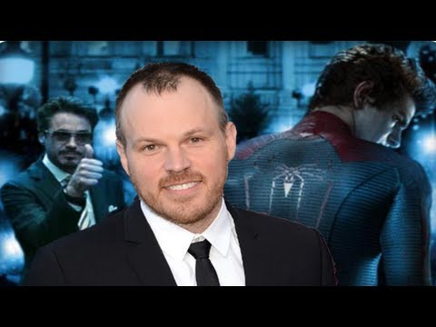 All Things Spider-Man!! - Marc Webb Spider-Man & The Avengers/Marvel Cinematic Universe??