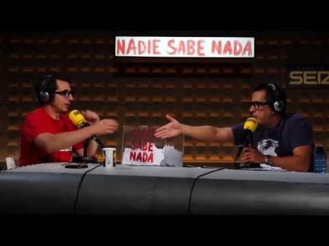 NADIE SABE NADA - (1x08): Andreu Buenafuente & Berto Romero