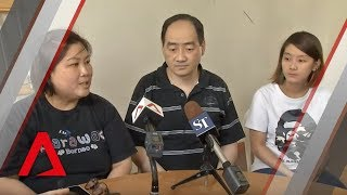 Mother of late NSF Dave Lee speaks to the media: Full video