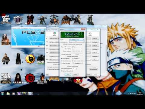 Tutorial PCSX2 - PS 2 Emulador - Comentado PT-BR