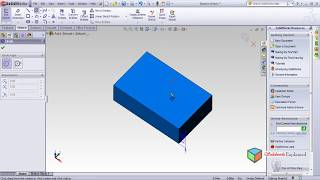 Evaluate in solidworks | solidworks evaluate feature