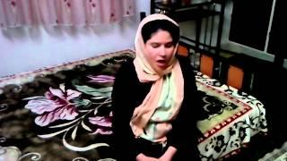A persian girl sings Hayedeh's bahar song ترانه بهار هایده با صدای یک خانم خوش صدای ایرانی