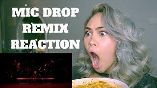 Download Lagu REACTING TO: BTS MIC DROP REMIX MV!! Gratis STAFABAND