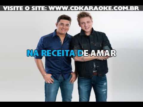 George Henrique E Rodrigo   Receita De Amar