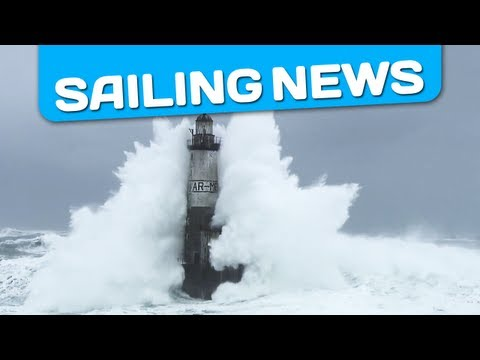 Incredible video of The Joachim storm in Brittany