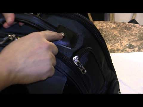 Review of the Travelpro Crew 8 Business Laptop Backpack