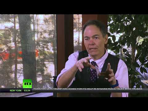 Max Keiser bets $1mn that Trump can't beat him in ratings