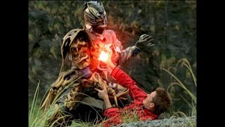 Power Rangers Jungle Fury - The Spirit of Kindness - Casey vs Whiger (Episode 28)