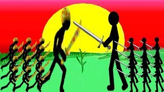 Stick War Legacy - Swordwrath Avatar MODE Tournament VS Swordwrath