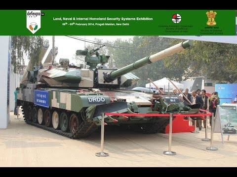 Defexpo 2014 show report coverage Defense Exhibition New Delhi...
