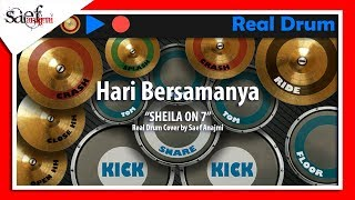 Download Lagu [Saef] Sheila on 7 - Hari Bersamanya | Real Drum Cover (for beginner) Gratis STAFABAND