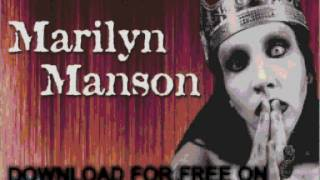 Watch Marilyn Manson Strange Same Dogma video
