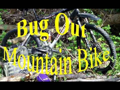 Bug Out Bike
