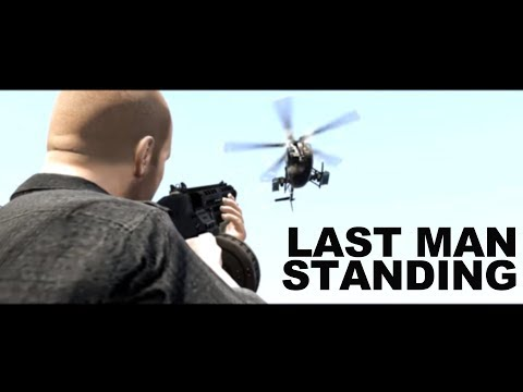 GTA 5 - LAST MAN STANDING | Action Movie
