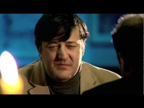 Stephen Fry amazed by card trick - Derren Brown: Trick of the Mind