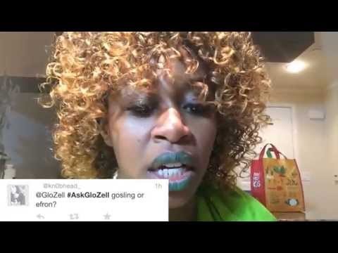 #AskGloZell 10/28/14 - Answers to YOUR questions on Twitter!