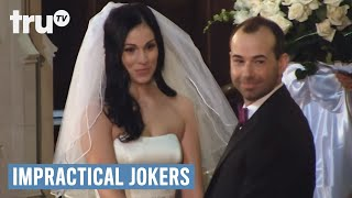 Impractical Jokers - The Wedding Of The Century (Punishment) | truTV