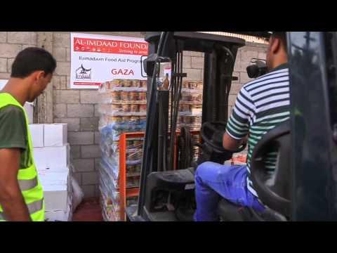 GAZA EXCLUSIVE INTERVIEW - RAMADHAN 2015