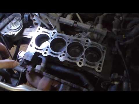 Oficina Mecânica - 15-03-2014 - Desmontagem do Motor do Fiat SienaFire 1.3 16v.2000 - pt1