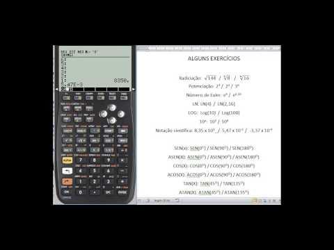 HP50g - Notação Científica