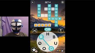 WORDSCAPES SET 4 ANSWERS