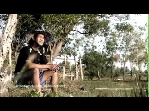 Anak Kampung - Versi Bajau (sama) Cover By Adik video