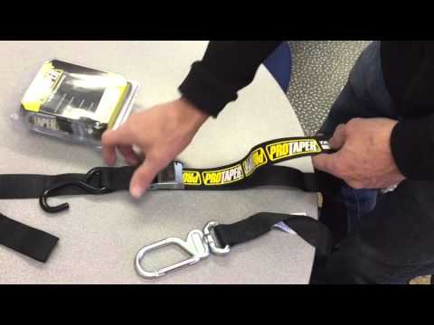 Pro Taper Tie Downs Product Review