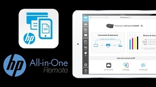 Review de HP All-in-One Printer Remote - Imprime, escanea o fotocopia desde tu iPad