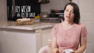 Why NOLA: Joy the Baker | Joy Wilson