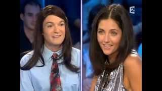 Jonathan Lambert et Cristiana Reali - On n'est pas couché 8 septembre 2007 #ONPC