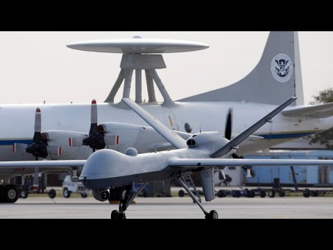 US drone attack Four suspected killed in Yemen