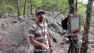Mina Sauk Falls, MO-Large Format Film Photography with 8x10 Camera