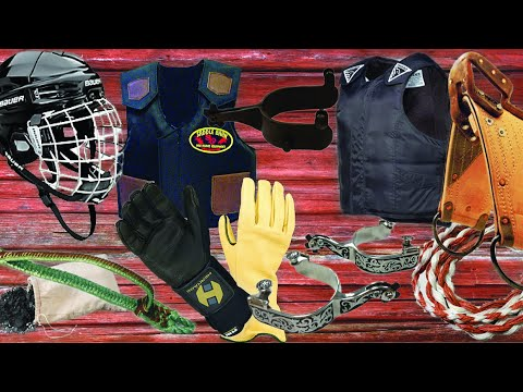 My rodeo gear