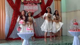 Khi bạn cô dâu là dancer