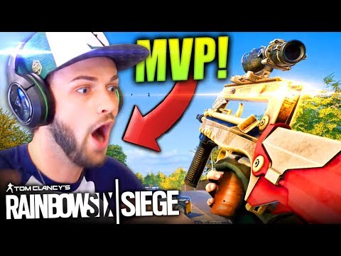 MY BEST GAMES *EVER*! (MVP + CLUTCHES) - Rainbow Six Siege w/ Ali-A!