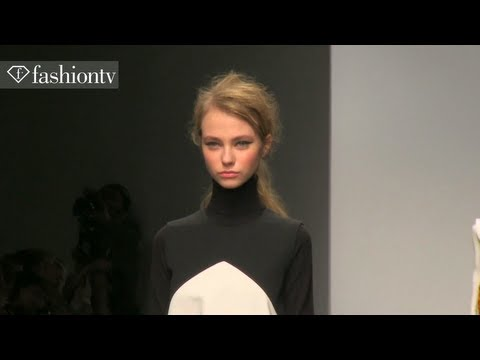 Zoe Jordan Fall/Winter 2013-14 | London Fashion Week LFW | FashionTV