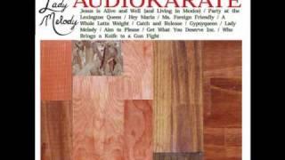 Watch Audio Karate A Whole Lotta Weight video