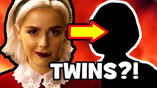 Who Is SABRINA'S TWIN? - Chilling Adventures of Sabrina Theory
