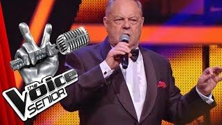 Frank Sinatra - That's Life (Charles Duncan) | The Voice Senior | Audition | SAT.1