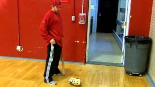 NLB- Simple Baseball Swing Adjustment D'Back's Adam Eaton Made