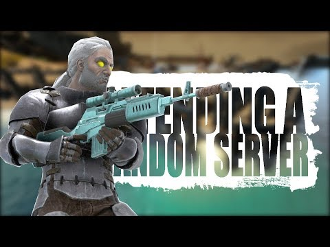 DEFENDING A RANDOM SERVER (Official Pvp Pirates) - Ark:Survival Evolved - Ep.54