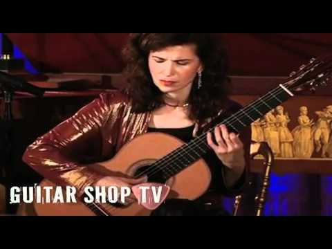 Exclusive Interview: Classical Guitar Legend Sharon Isbin