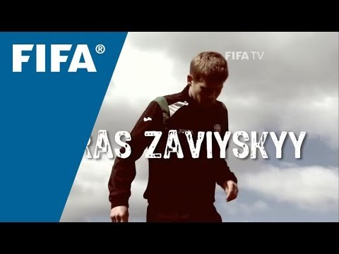 Young Talent: Taras Zaviysky