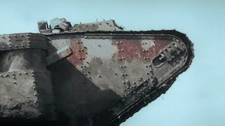 World's first tank color footage [HD]