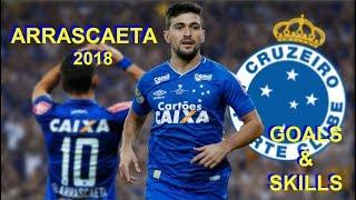 De Arrascaeta 2018 ● Skills & Goals ● Cruzeiro - HD