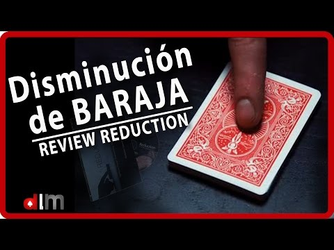 Disminuir una baraja - Review Reduction