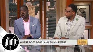 Which NBA team will Paul George play for next season? | The Jump | ESPN