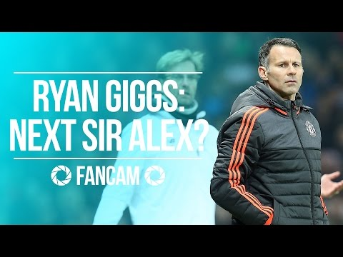 Is Ryan Giggs the next Sir Alex? | FanCam - Manchester United 1-1 Liverpool